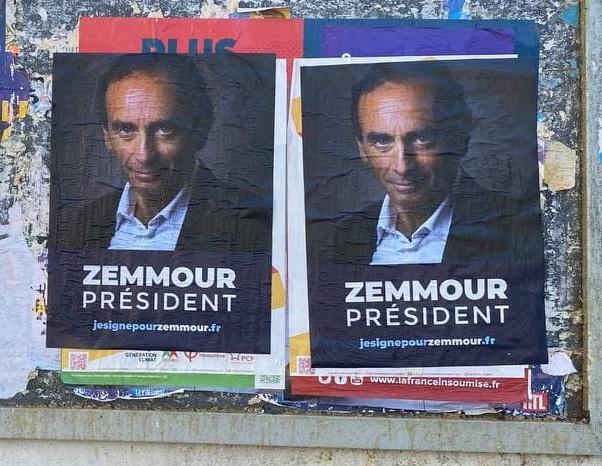 Levées de fonds, campagne d'affichage, Eric Zemmour se prépare pour 2022 -